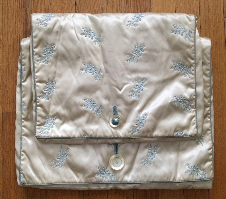0fad2807cc5cca Saks Fifth Avenue Carlin Comforts Lingerie Bags set of 2