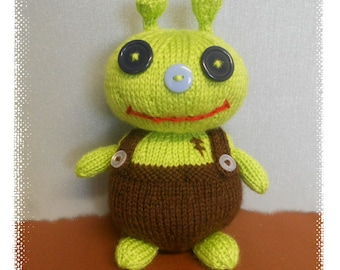 Ogre baby s squeaky toy   Pattern only IMMEDIATE DOWNLOAD 13896364002