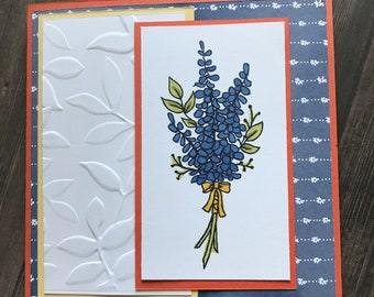 Mother's Day Lilac Card