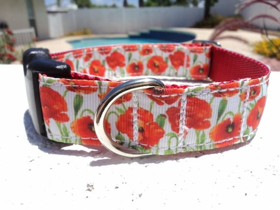/& Side Release collar V.W./'s,no martingles Love fairy tail collars handmade or Dog Collar Peace 1 34