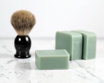 APPLE + CINNAMON Ladies Leg Shaving Soap.  Shaving Soap. Bentonite Clay.  Shave Soap.  Shave Bar.  Bar Soap.  Soap Bar