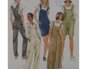22d83a84727 Womens Overalls Pattern