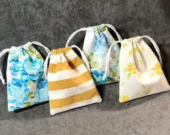 Charm Bags - 4 Piece Set