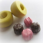 Make Clay Candy Miniature Mold Doll House Fake Sweets Kawaii Charms DIY