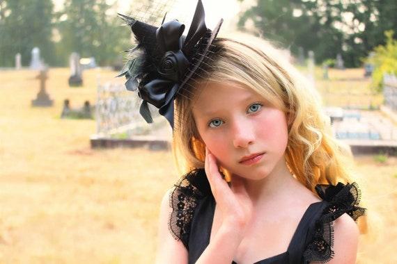 Halloween photo props Infant mini witch hat headband Baby Felt Witch Hat Headband Newborn first Halloween hat headband photography props