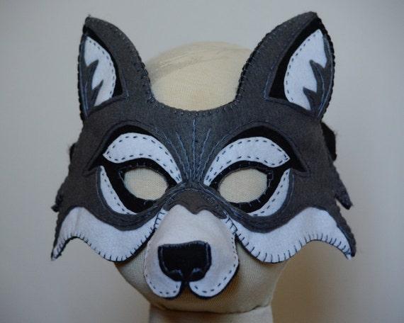 Wolf mask pdf pattern etsy wolf mask pdf pattern maxwellsz