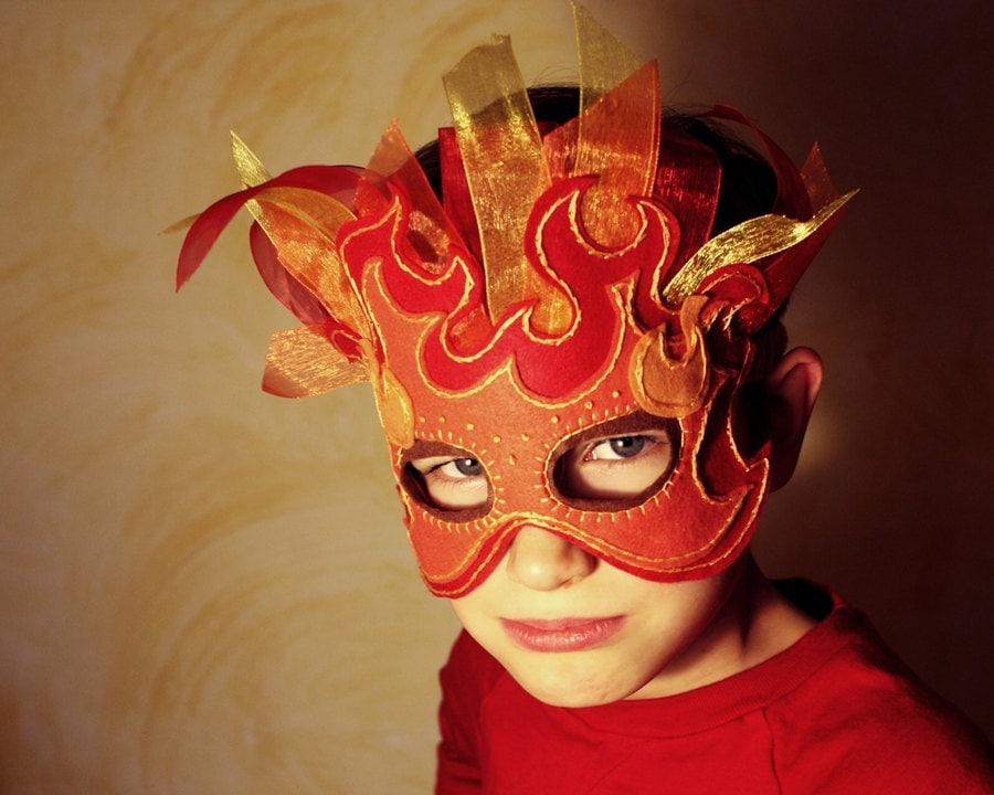 маска огонь картинки гарнитуры для телефонов