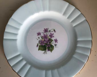 Beautiful Rosa Dalton Plate