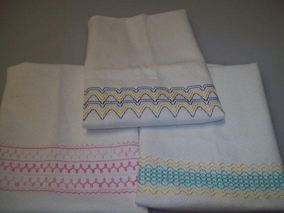 Swedish Weaving Huck Embroidery Pattern Etsy