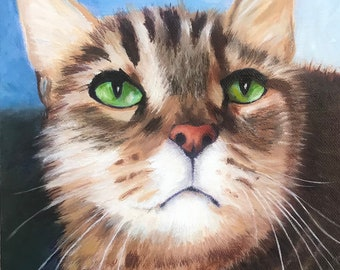 Pet Portraits from Your Photograph