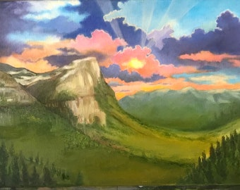 Landscape Painting Commissions Accepted