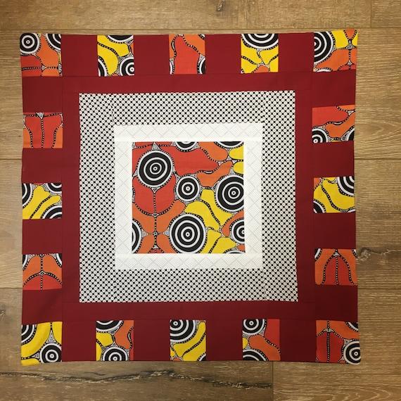 ABOURIGINESE II - Decorative Pillow Cover