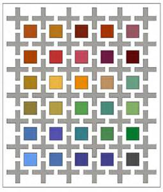 Custom Throw Quilt  - approximately 60 x 75 - Made-to-Order