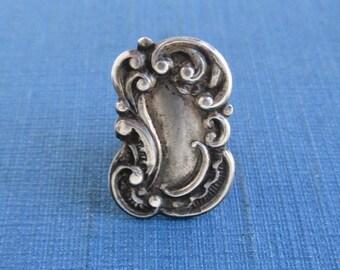 Antique collar stud 1910