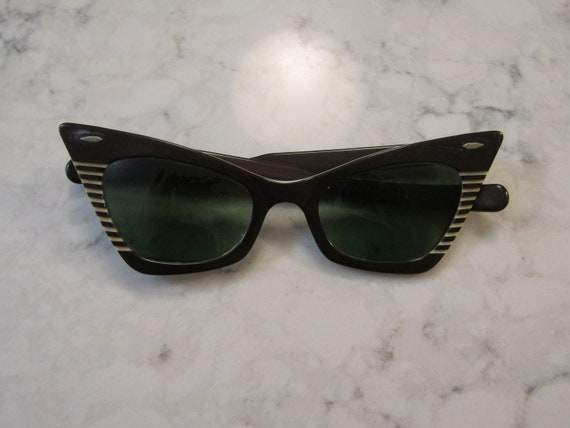 Authentically Vintage 1950's B & L RAY BAN Women's