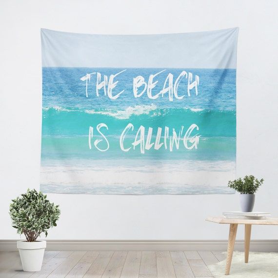dorm room tapestry dorm tapestry nautical photo beach etsy