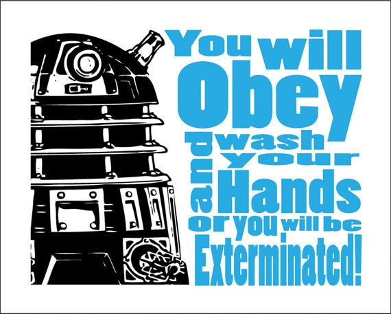 Image result for dalek i will obey