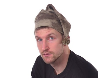 Camo Head Underwear Nightcap Camping Hat to Sleep in Camouflage Night Cap Unisex Poor Poet
