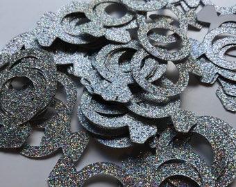 Diamond Glitter Engagement Ring Confetti, Engagement Party Decor, Bachelorette Party Decor, Bachelorette Decorations, Bridal Shower Decor