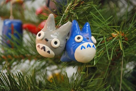 Totoro Christmas Ornament