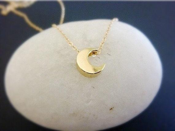 Moon Goddess Pendants Golden Moon 4pcs 20*22mm  Moon charm smiling face moon Silver Moon Charm Crescent Pendant  connector ABS015