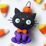 Random HALLOWEIRDO LittleLazies | 1 Miniature Monster Halloween Polymer Clay Sculpture | Handmade | Thank You!