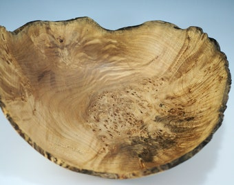 Center Piece made from Maple Burl, Art Display for your Home Decor or Office Decor, A3126