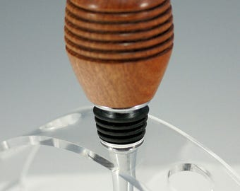 Bloodwood Bottle Stopper for your Bottles and Kitchen Decor, P2760