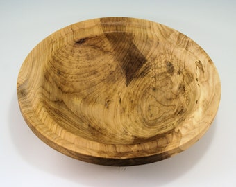 Fruit and Salad Bowl for Use and Display from Figured Maple, B3026