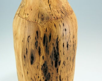 Wooden Vessel Functional