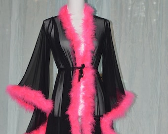 f26ad43ccc The KENZIE Dressing Gown Luxurious