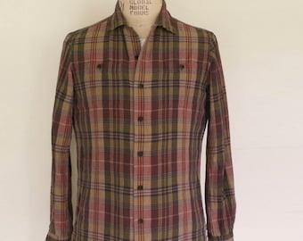 Vintage Plaid RL Shirt