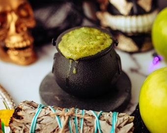 Halloween Bath Bombs, Cauldron Bath Bomb, Witch Cauldron, Best Friend Gifts, Fandom Bath Bombs, Mischief Bath Bomb, Pure Poetry Cosmetics