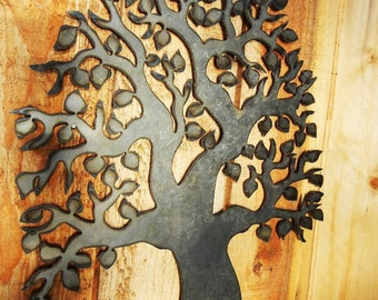 Oak tree sign | Etsy