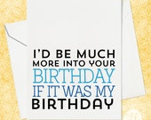 Funny Birthday Card - Friend Birthday Card - Happy Birthday Card - Best Friends Birthday Card - BFF Birthday Card - Birthday Card