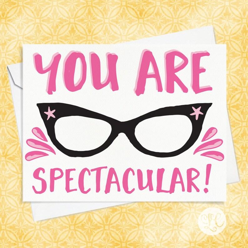 Best Friend Card  Teacher Card  Funny Card for Girlfriend  image 0
