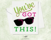 Congratulations Card - You've got this