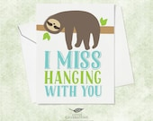Funny Covid Card fo Best Friend - I miss hanging with you