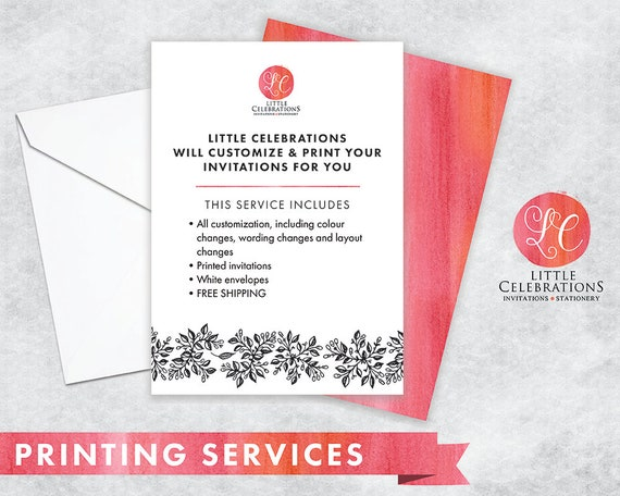 print my invitation print service for invitations free etsy