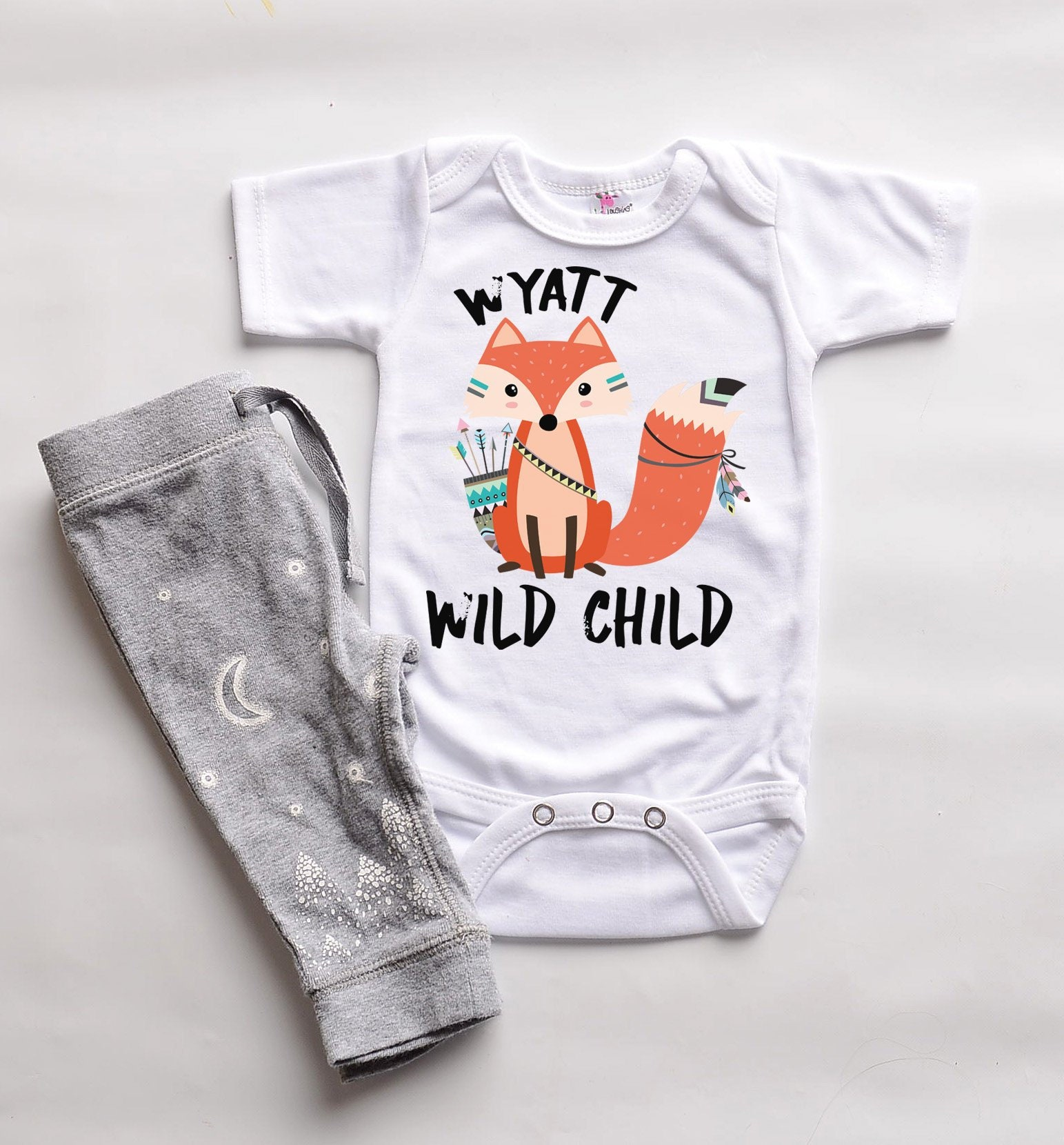 Little Peanut Funny Baby Jumpsuit One Piece Unisex Baby T-Shirt