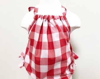 eae7f1f50 Plaid romper