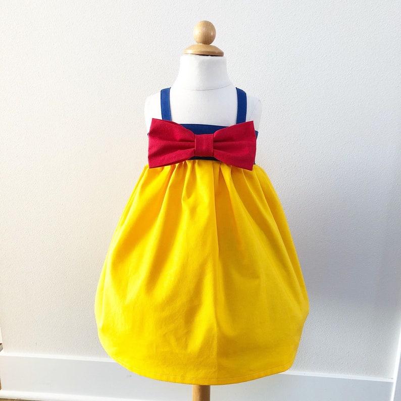 Snow White Cosplay -Snow White Birthday Party Baby to 1516 Halloween Costume Snow White Dress