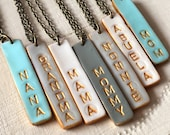 Mother's Day, Mama Bar Necklace, Mom, Mommy, Grandma, Grammy, Grandmother, Nana, Nonna, Nonnie,Abuela, Oma, YiaYia, Aunt, Gigi, Maw Maw