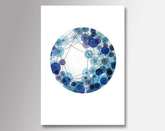 CIRCLES Art Prints