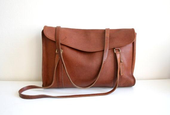 Coach Briefcase Bag   Bonnie Cashin NYC   British… - image 1