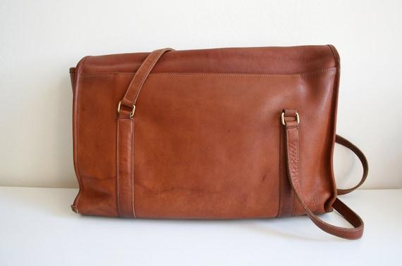 Coach Briefcase Bag   Bonnie Cashin NYC   British… - image 5
