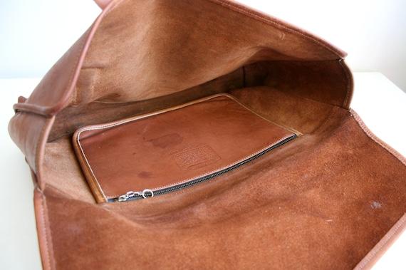 Coach Briefcase Bag   Bonnie Cashin NYC   British… - image 8