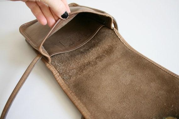 Coach Leatherware Satchel Bag   Bonnie Cashin NYC… - image 6