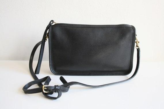 Black Bonnie Cashin Coach Bag