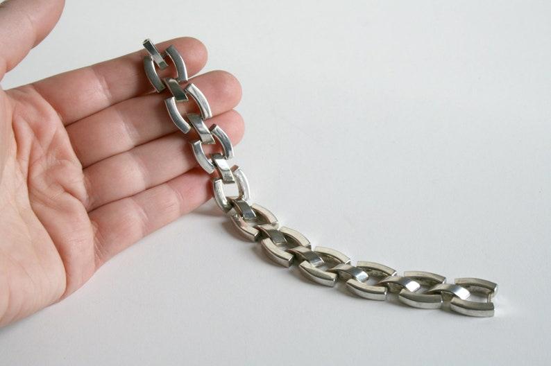 Chain Bar Link Bracelet